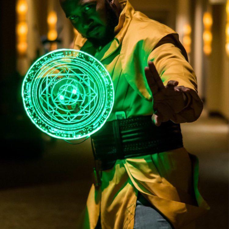 Dr. Strange LED Spell Disc Deluxe