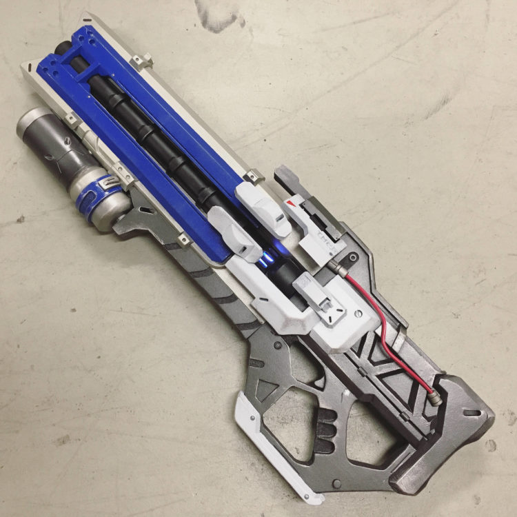 Overwatch Soldier76 Pulse Riffle
