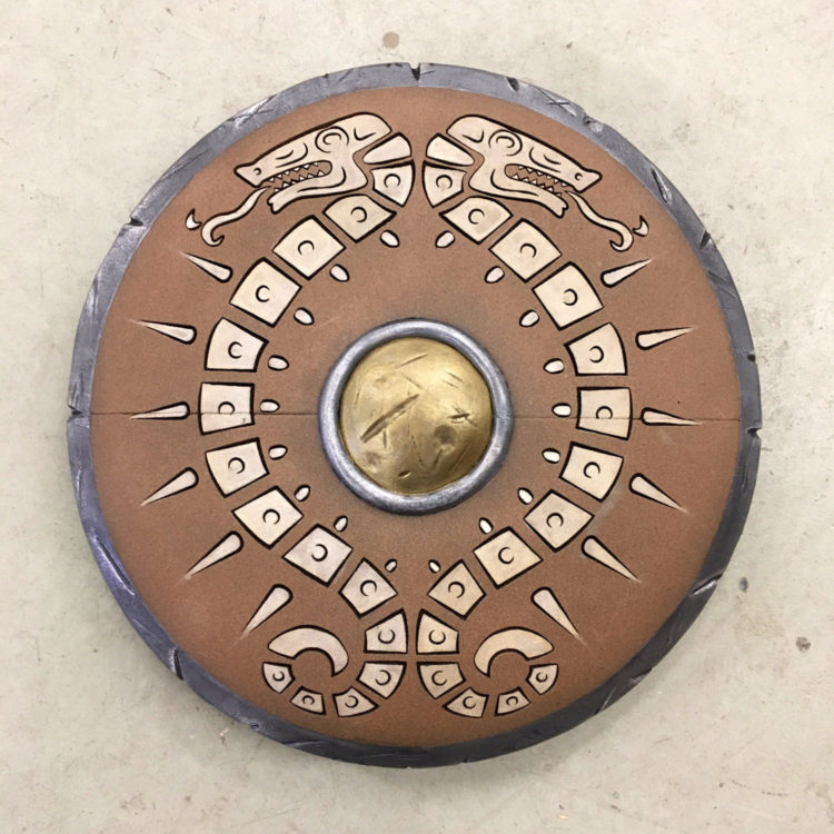Zelda BOTW Traveler's Shield