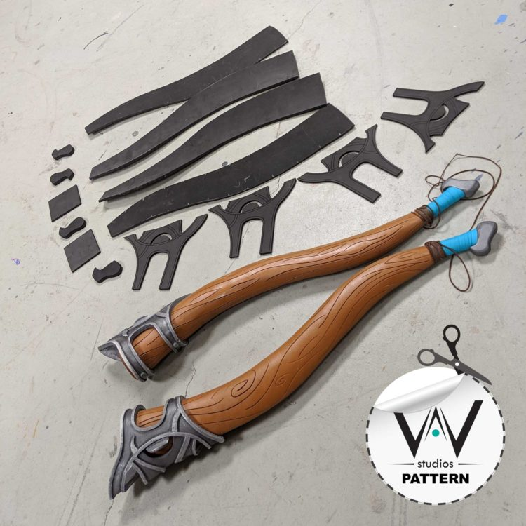 Traveler's Bow ( BOTW ) Pattern
