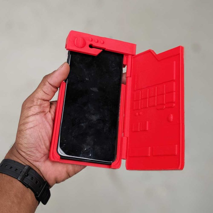 Pokédex 3D Printed Case Prop ( DIY Kit )