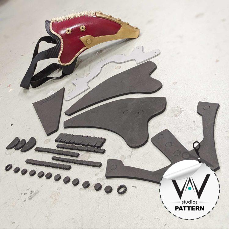 Overhaul Mask (Patterns)