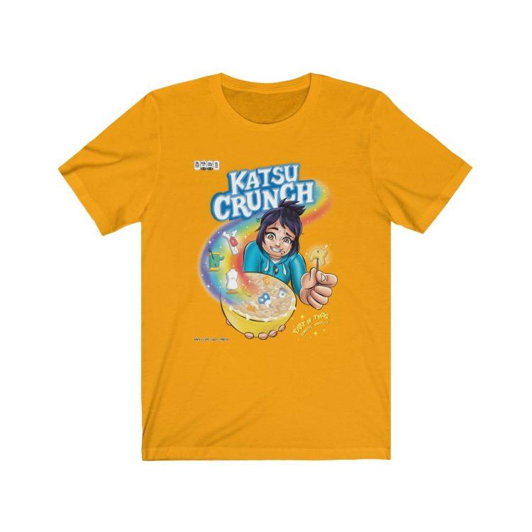 "Katsu Crunch ""Seamstress"" Tee ( FC )"